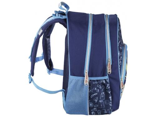 Рюкзак детский Hama SOCCER синий, вид 2
