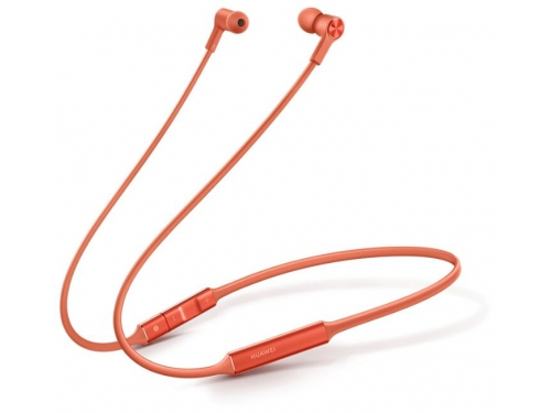 Наушники Huawei Freelace CM70-C оранжевые, вид 2