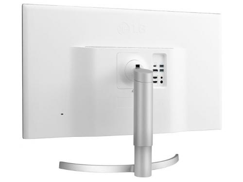 Монитор LG 32UL750-W (32UL750-W.ARUZ), белый, вид 4