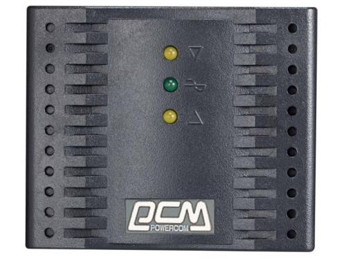 Стабилизатор напряжения Powercom TCA-3000-BLACK 3000VA черный, вид 2