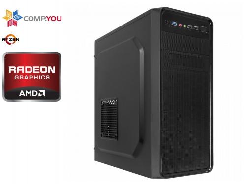 Системный блок CompYou Home PC H555 (CY.968037.H555), вид 1
