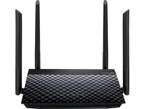 Роутер Wi-Fi ASUS RT-N19 N600 (812.11n, 2.4 ГГц, 2xLAN), вид 1