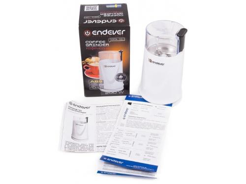 Кофемолка Endever Costa-1051, 200 Вт, вид 3