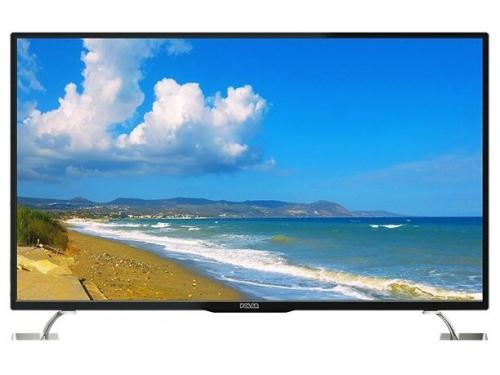 телевизор Polar P50U51T2SCSM, черный, вид 1