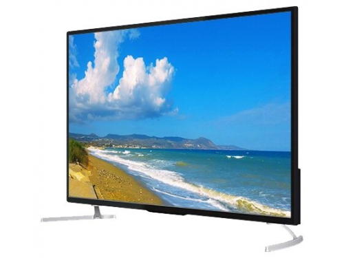 телевизор Polar P50U51T2SCSM, черный, вид 2