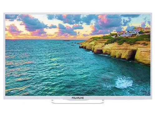 Телевизор Polarline 40PL53TC-FHD белый, вид 1