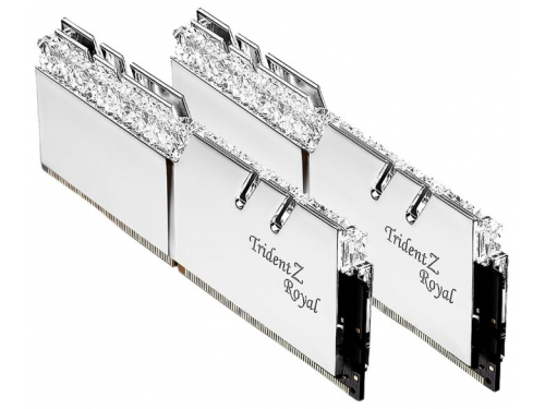 Модуль памяти G.Skill Trident Z Royal F4-4000C19D-32GTRS 4000MHz 2x16Gb, вид 3