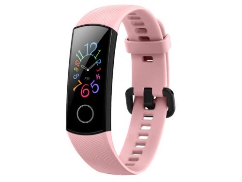 Фитнес-браслет Honor Band 5, розовый, вид 1