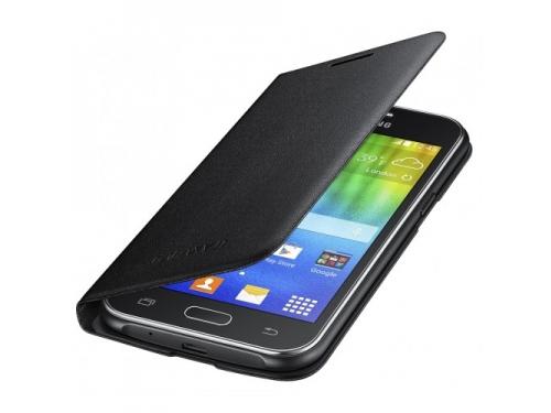 Чехол для смартфона Чехол Samsung для Samsung Galaxy J1 mini EF-FJ105P черный, вид 1