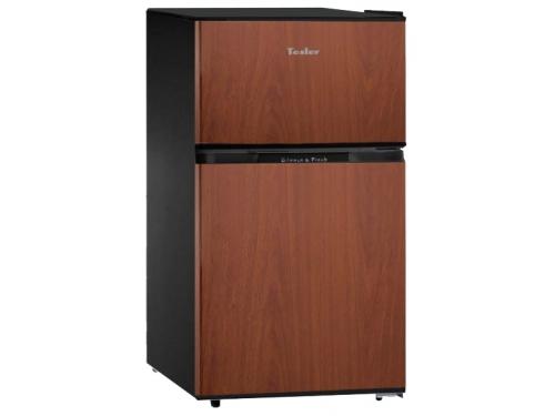 Холодильник Tesler RCT 100 Wood, вид 1