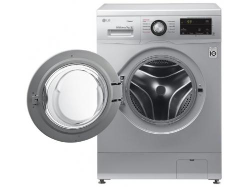 Машина стиральная LG F2J3HS5L, 7 кг, вид 2