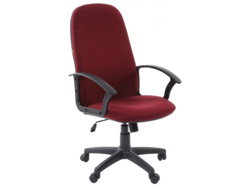 Кресло офисное Chairman 289 NEW Россия 10-361 бордовый, вид 1