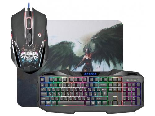 Комплект Клавиатура и мышь Defender Reaper MKP-018, вид 1