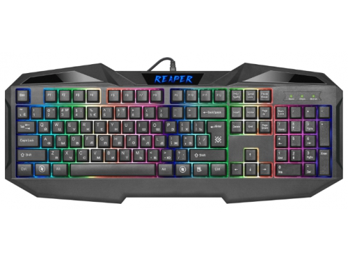 Комплект Клавиатура и мышь Defender Reaper MKP-018, вид 3