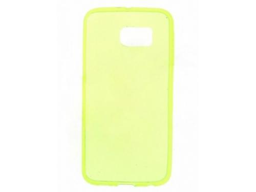 Чехол для смартфона TPU для Samsung Galaxy S7 0.5мм, зеленый, вид 1