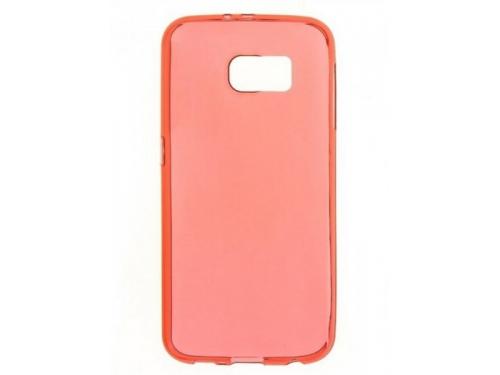 Чехол для смартфона TPU для Samsung Galaxy S7 Edge 0.5мм, красный, вид 1