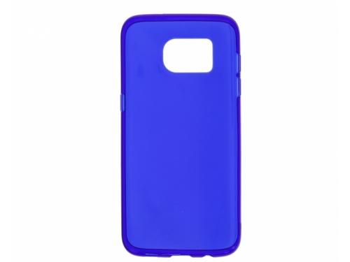 Чехол для смартфона TPU для Samsung Galaxy S7 Edge 1 мм, синий, вид 1
