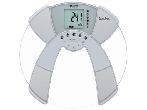 Напольные весы TANITA BC-532 прозрачные, вид 1