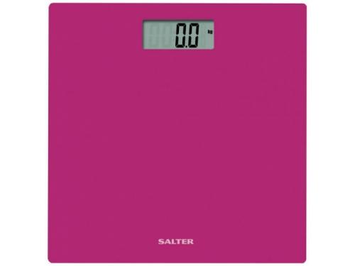 Напольные весы Salter 9069T, розовые, вид 1