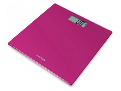 Напольные весы Salter 9069T, розовые, вид 2