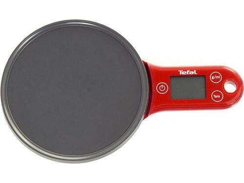 Кухонные весы Tefal BC2530V0, коричневые, вид 1