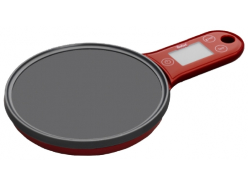 Кухонные весы Tefal BC2530V0, коричневые, вид 2