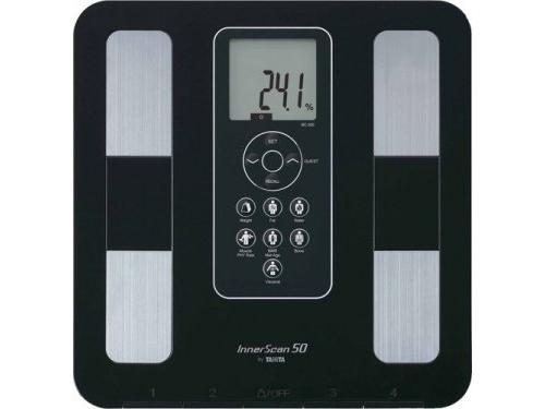 Напольные весы Tanita BC-351, черные, вид 2