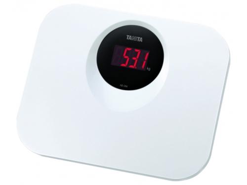Напольные весы Tanita HD-394 WH, белые, вид 1