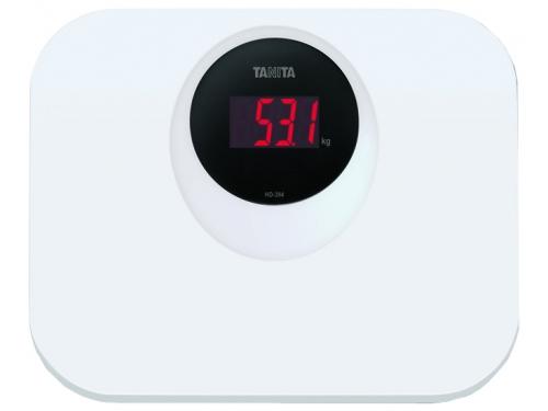 Напольные весы Tanita HD-394 WH, белые, вид 2
