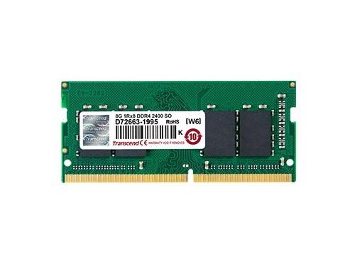 Модуль памяти Transcend JM2400HSB-8G 2400MHz 8Gb, вид 1