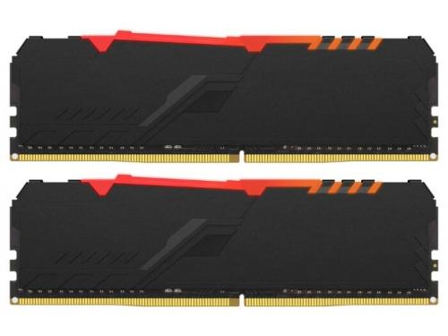 Модуль памяти Kingston HX434C16FB3AK2/32 3466Mhz 2x16Gb, вид 3