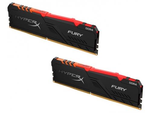 Модуль памяти Kingston HX434C16FB3AK2/32 3466Mhz 2x16Gb, вид 4