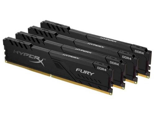 Модуль памяти Kingston HyperX FURY Black HX434C16FB3K4/32 3466MHz 4x8Gb, вид 2