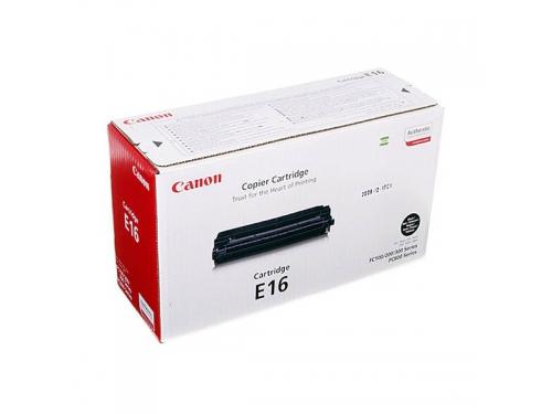 Картридж для принтера Canon FC-E16, вид 1