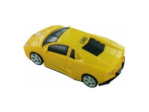 Мышка CBR MF 500 Bizzare Yellow USB, вид 1