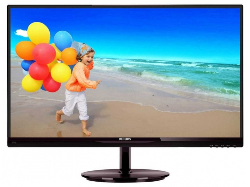 Монитор Philips 274E5QSB Black-Cherry, вид 1