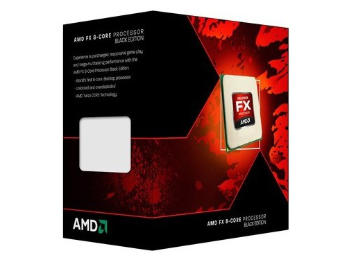 Процессор AMD FX-8320 Vishera (AM3+, L3 8192Kb, Box), вид 3