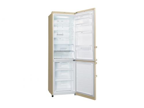 Холодильник LG GA-B489YECZ бежевый, вид 2
