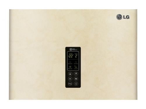 Холодильник LG GA-B489YECZ бежевый, вид 3