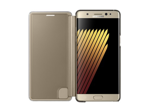 ����� ��� ��������� Samsung ��� Samsung Galaxy Note 7 Clear View Cover, ����������, ��� 1