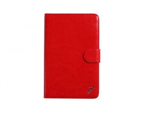 Чехол для планшета G-Case Business для 7 дюймов, красный, вид 1