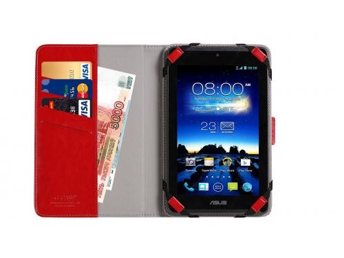 Чехол для планшета G-Case Business для 7 дюймов, красный, вид 3