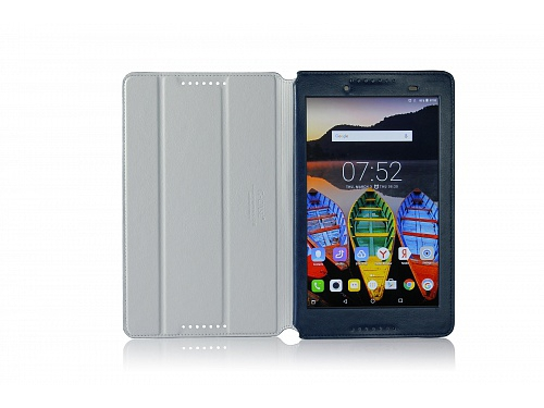 Чехол для планшета G-Case Executive для Lenovo Tab 3 7, темно-синий, вид 1