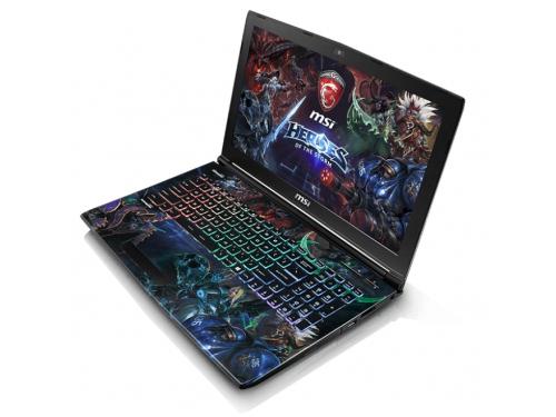 Ноутбук MSI GE62 6QD Apache Pro Heroes , вид 2