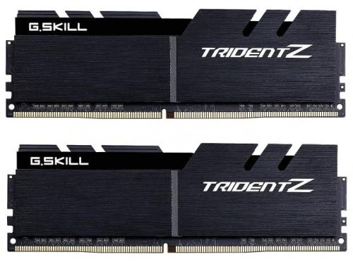 Модуль памяти G.Skill Trident Z F4-4400C19D-16GTZKK 4400MHz 2x8GB, вид 1