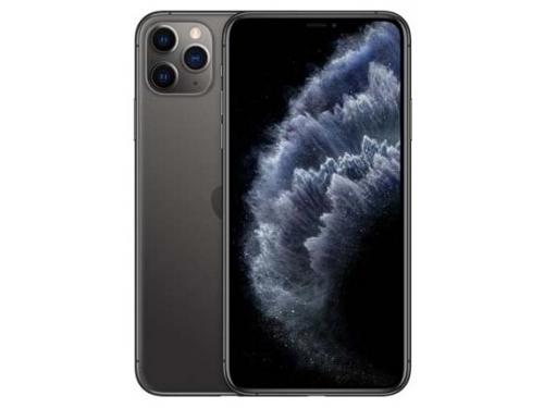 Смартфон Apple iPhone 11 Pro Max 64GB серый космос (MWHD2RU/A), вид 1