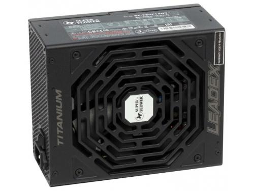 Блок питания компьютерный Super Flower SF-750F14HT 80+ Titanium 750W, вид 1