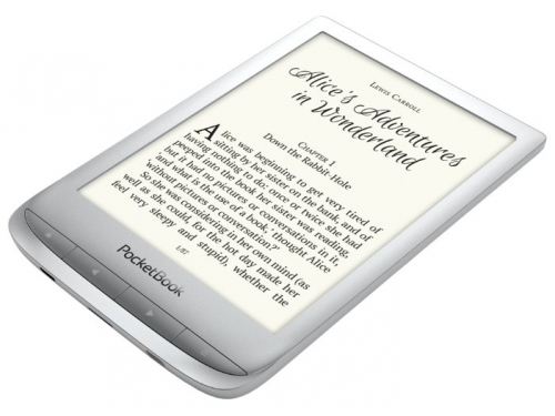 Электронная книга PocketBook 627 Серебро, вид 3