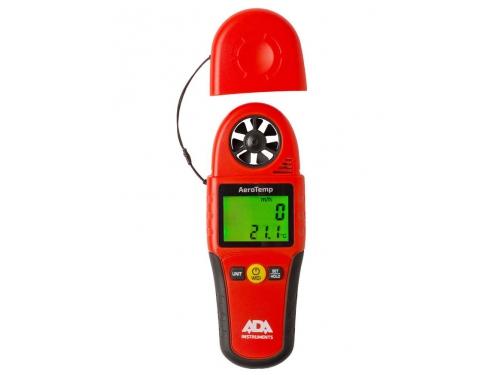 Измерительный инструмент Ada AeroTemp, анемометр-термометр [а00406], вид 1