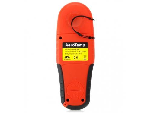Измерительный инструмент Ada AeroTemp, анемометр-термометр [а00406], вид 2